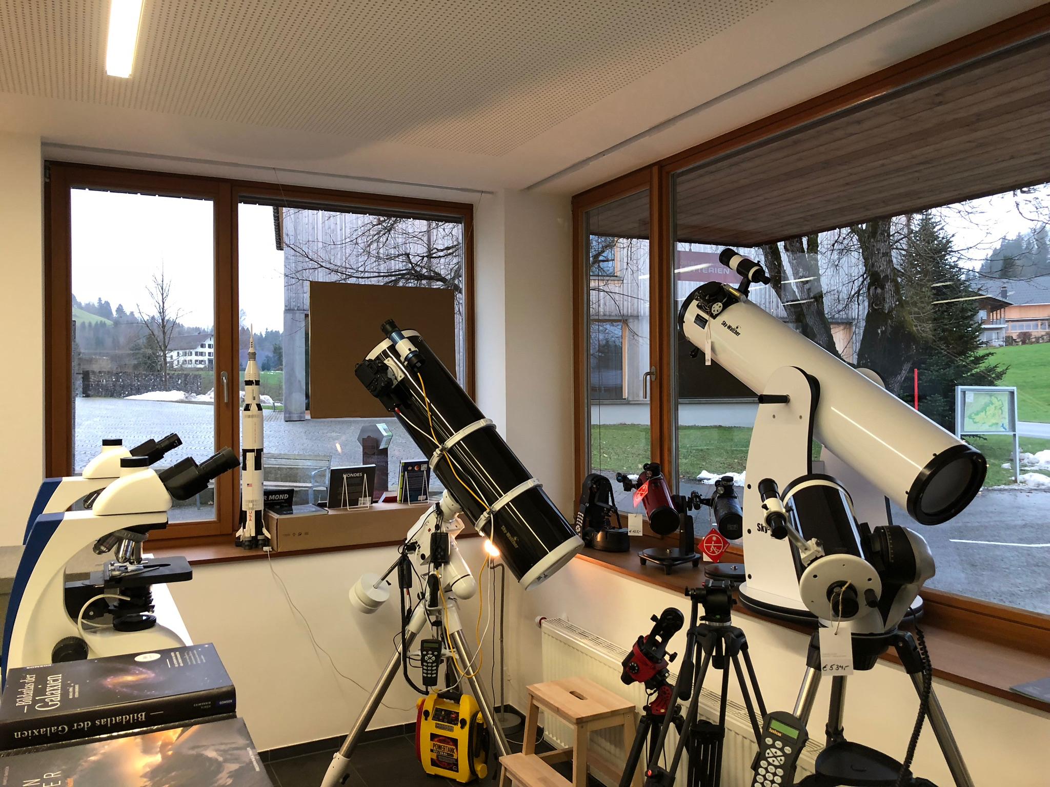 Astrofotografie und Zubehör