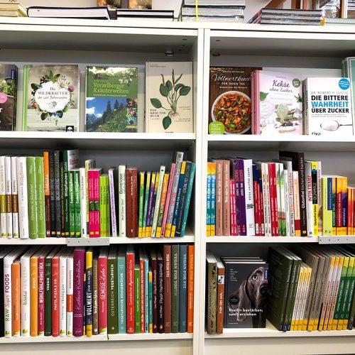 Bücher über Kräuter, Kochen, Gesundheit und Tiere