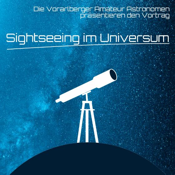 Sightseeing im Universum