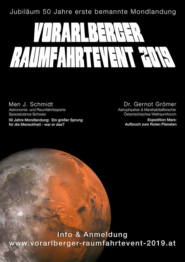 Vorarlberger Raumfahrt Event 2019